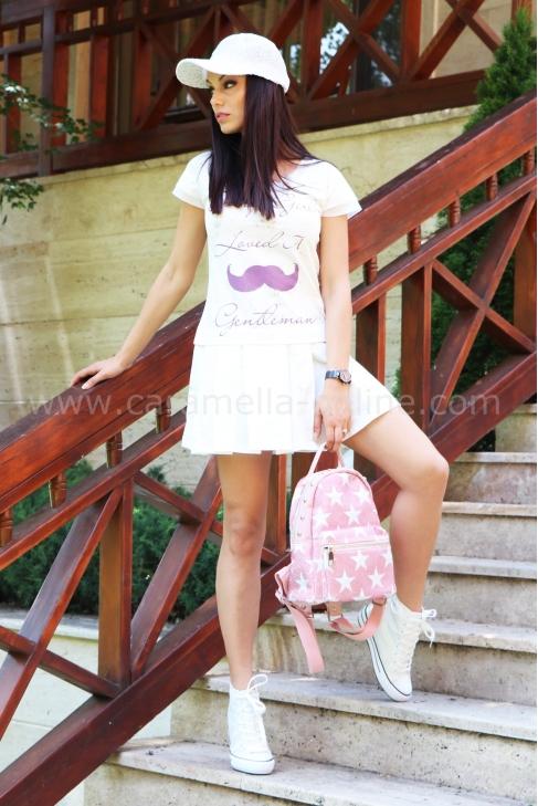 Рокля Every girl loved a Gentleman 012121