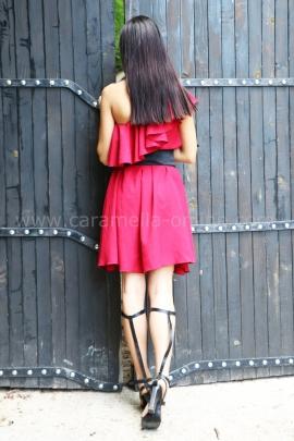 Рокля Red Love
