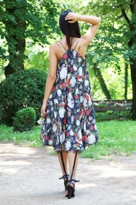 Dress Polin Flower