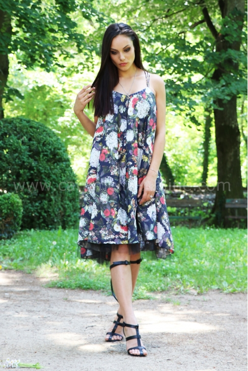 Dress Polin Flower 012132