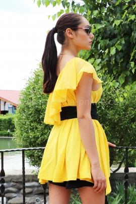 Tunik Yellow Star