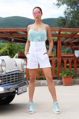 Панталони Bless White