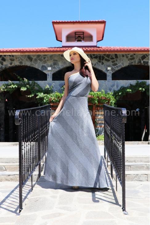 Dress Silver Line 012140