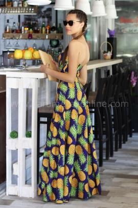 Рокля Purple Pineapple