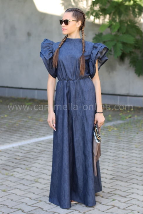 Dress Denim Girl 012146
