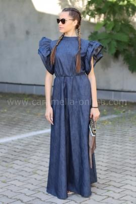 Dress Denim Girl