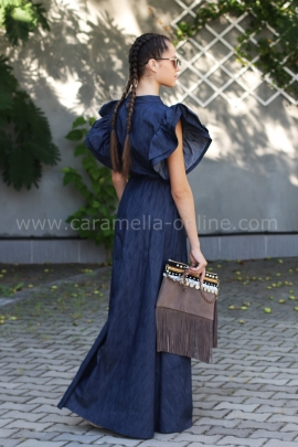 Dress Denim Girl