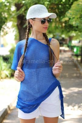 Tunic Blue Wave