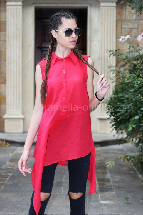 Туника Pink Cotton 022094