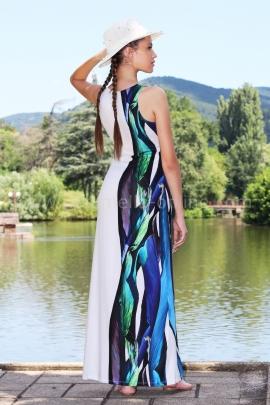 Dress Sea Wave