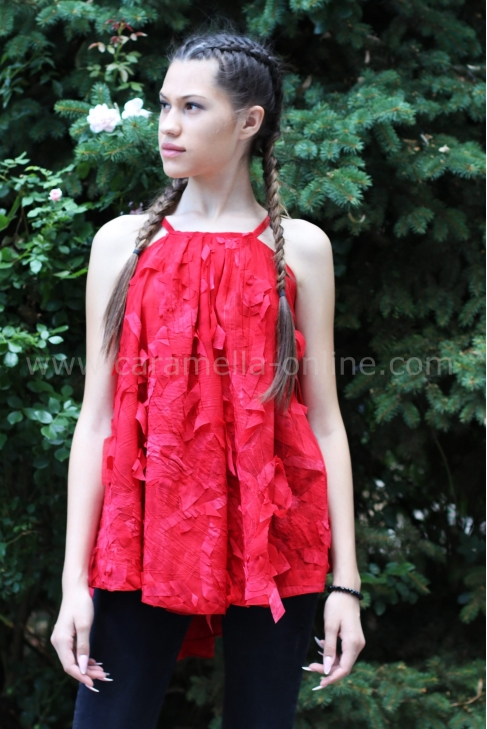 Top Red Color 012095