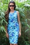 Dress Sea Flowres 012152 3