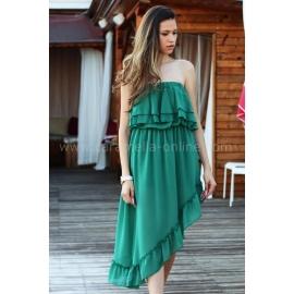Dress Green Suzi