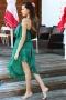 Dress Green Suzi 012153 3
