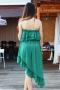 Dress Green Suzi 012153 4