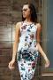 Dress Plein Print 012160 4