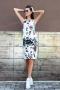 Dress Plein Print 012160 8
