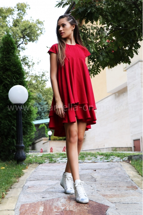 Dress Casual Dress 012163