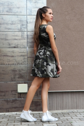 Dress Casual Military