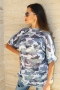 Туника Camouflage Lila 022110 1