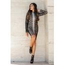 Dress Snake Lace