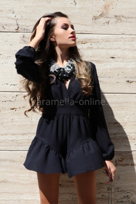 Jumpsuit Black Extasy