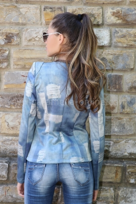 Jacket Denim Lux