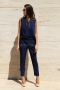 Jumpsuit Blue Velvet 042008 4