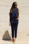 Jumpsuit Blue Velvet 042008 7