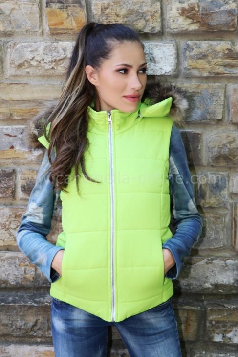 Vest Lemon Neon 052023
