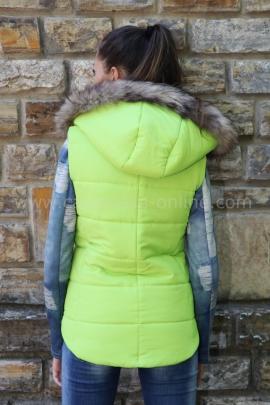 Vest Lemon Neon