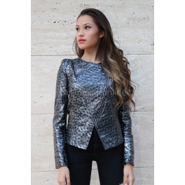 Jacket Silver