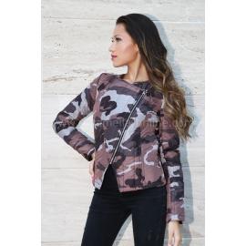 Яке Brown Camouflage