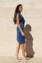 Dress Blue City 012174 4
