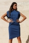Dress Blue City 012174 3