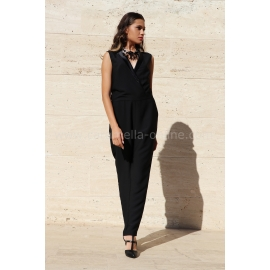 Jumpsuit Black Hot