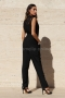 Jumpsuit Black Hot 042009 4