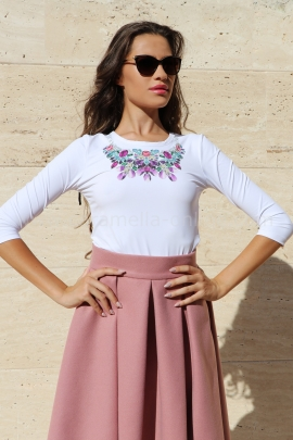 Блуза Amazing Flowers