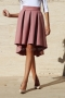 Skirt Pink Luxury Cashmere 032023 3