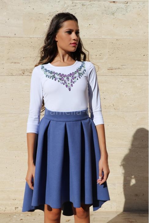Блуза Purple Diamond 022112
