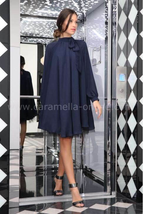 Рокля Blue Lorene 012177