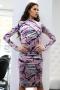 Dress Pink Mary 012179 3