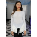 Blouse White Snow