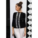 Blouse Cashmere Black