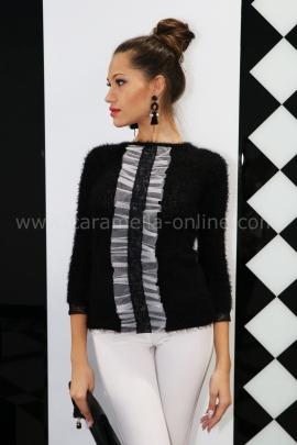 Блуза Cashmere Black