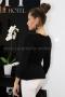 Блуза Cashmere Black 022116 5