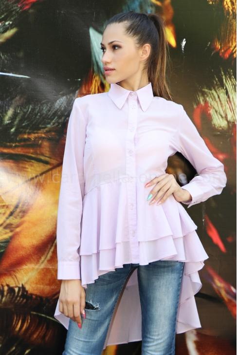 Риза Pink Sara Zago 022125