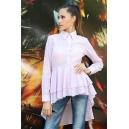 Shirts Pink Sara Zago