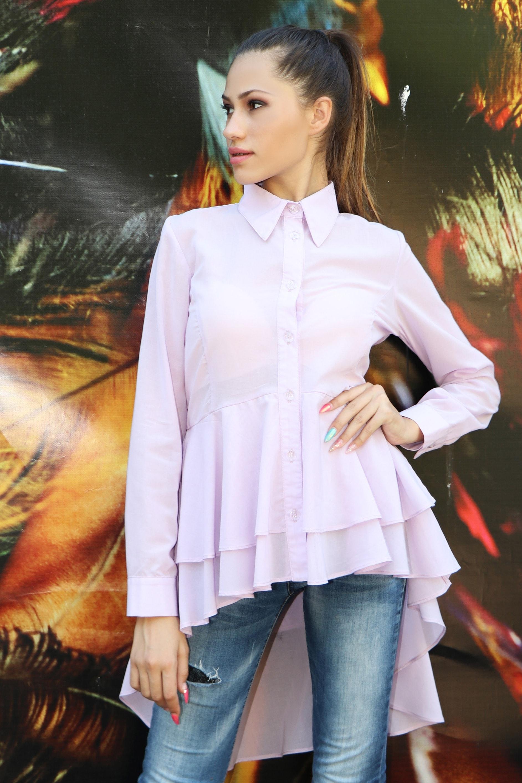 5641dd296cb Дамски ризи онлайн от български производител на топ цени — Caramella ...