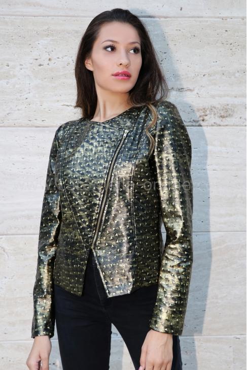 Jacket Gold 062023